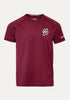 Peloton Short Sleeve Level Tee (Burgundy)