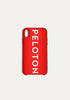 Peloton iPhone Case (Red)