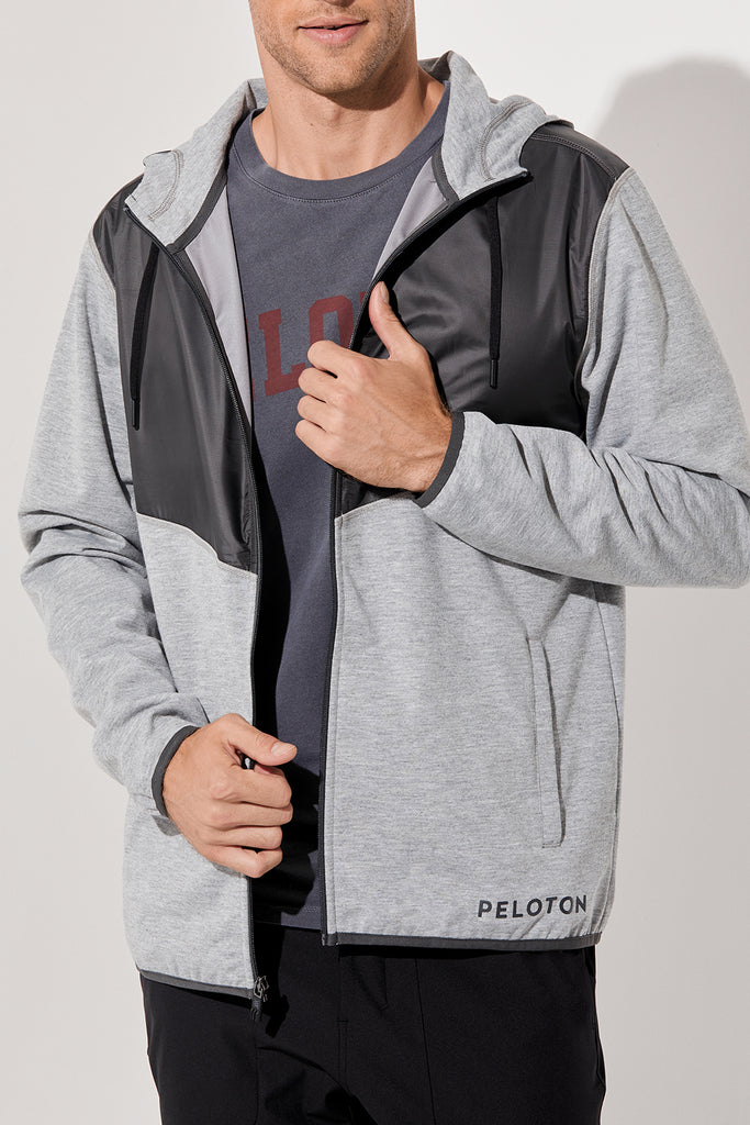Peloton Tech Terry Hoody