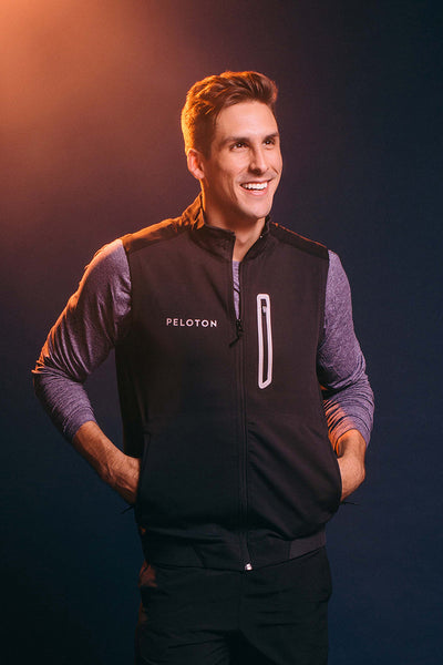 Peloton Hitch Vest (Black)