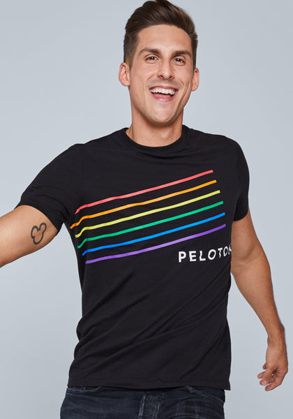 Peloton Wear WITH Pride Tee