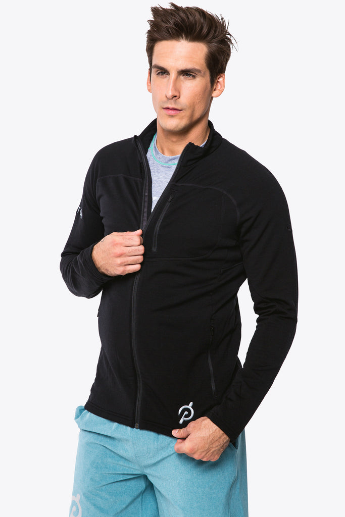Peloton Embroidered Fleece Jacket