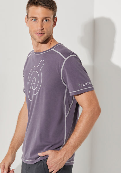 Peloton Tech Tee (Royal)