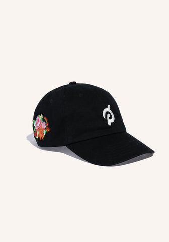 Floral Patch Twill Hat