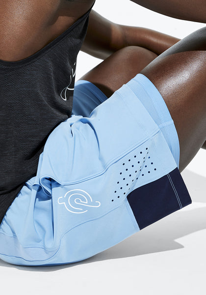 "Peloton 7"" Summit Shorts"