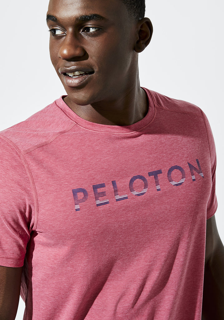 Peloton Chrysanthemum Tech Tee