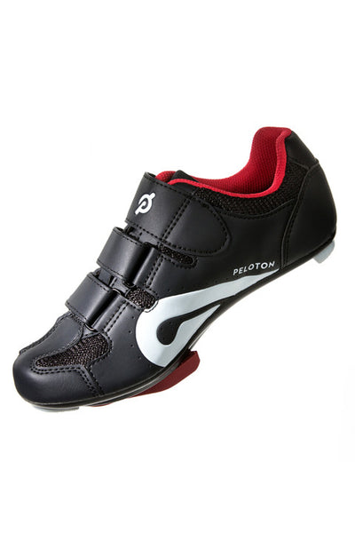 Black Cycling Shoes
