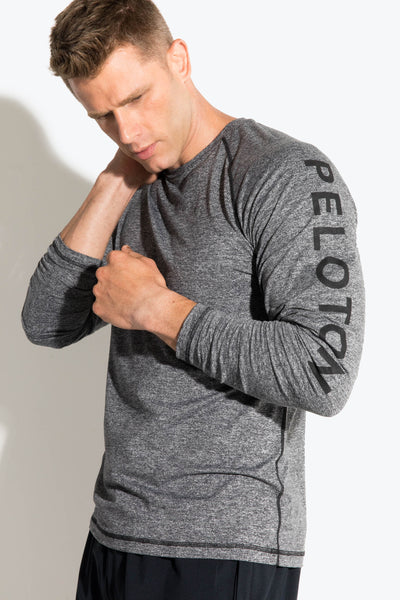 Peloton Long Sleeve Performance T-Shirt