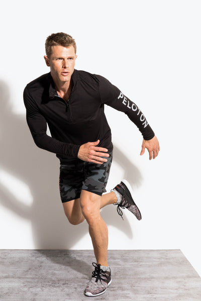 Peloton 1/2 Zip Performance Layer