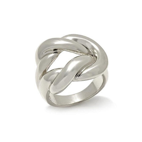 "Roberto by RFM ""Annondato"" Equestrian Loop Ring"