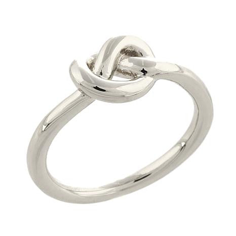 Roberto by RFM Ring Nodo d'Amore collection with polished finish