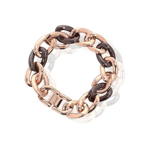 Roberto by RFM Mama bracelet with groumette links