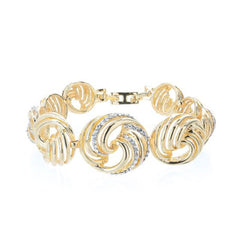 Roberto by RFM Bracelet with round elements with crystals