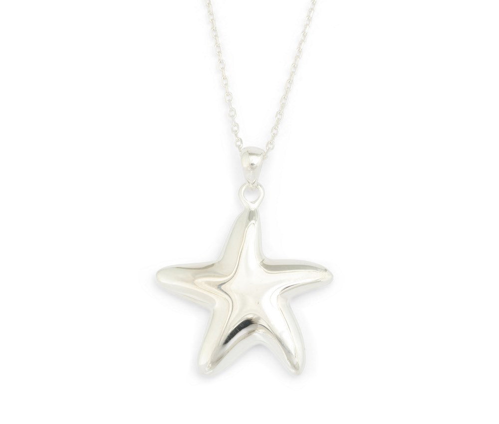 "Roberto by RFM ""Stelline"" Sterling Silver Necklace"