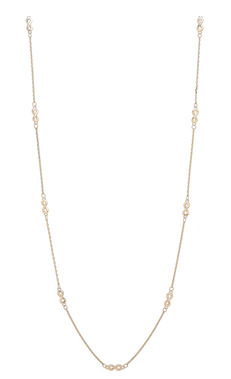 "Roberto by RFM ""Simplicity"" Infinity Design Chain-Link 36"" Necklace"