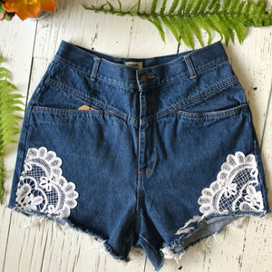 Vintage Denim Republic cut-offs size 30
