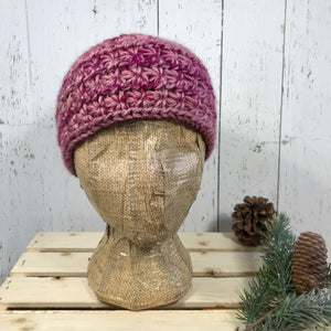 dusty rose, pink, brown Star Headband SALE