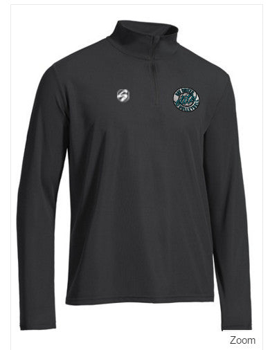 Bay United 1/4 Zip Pullover