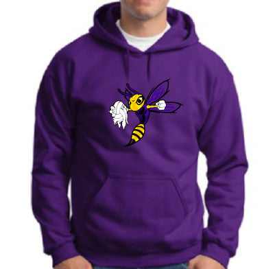 Angola Hooded Sweatshirt