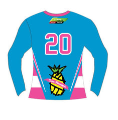 Pineapple Sublimated Jersey