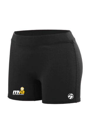 """No Seam"" Women's Spandex Short - MVA"