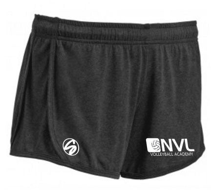 NVL Heather Cover-Up Short