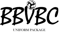 BBVBC Elite Girls Package - $149.99