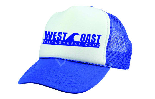 WestCoast Trucker Hat