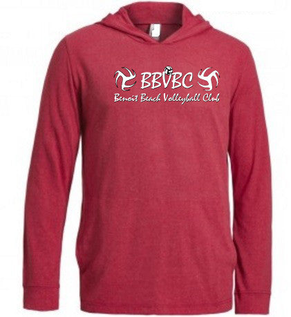BBVBV Lightweight Heather Hoodie