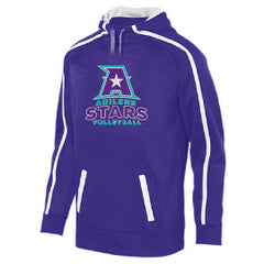 Abilene Stars Tonal Heather Fleece Hoodie - Unisex
