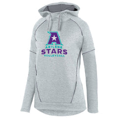 Abilene Stars Tonal Heather Fleece Hoodie - Women's