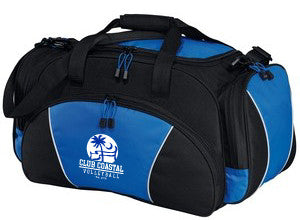 Club Coastal Sports Duffel Bag
