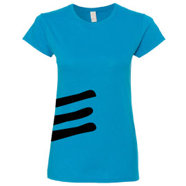 Elite Triblend Tee Shirt - Woman's