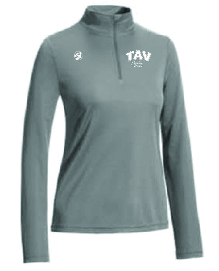 TAV Houston 1/4 Zip Pullover - mens & womens