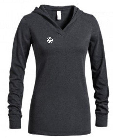 TAV Beach Lightweight Heather Hoodie