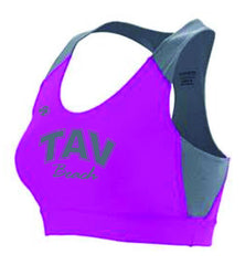 TAV Sports Bra w/ Mesh panels