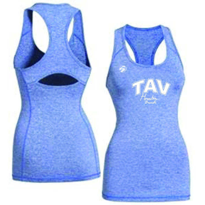 TAV Houston Competition Racerback Tank