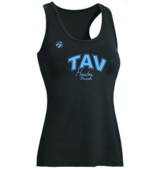 TAV Houston Unisex Wicking Tank Top