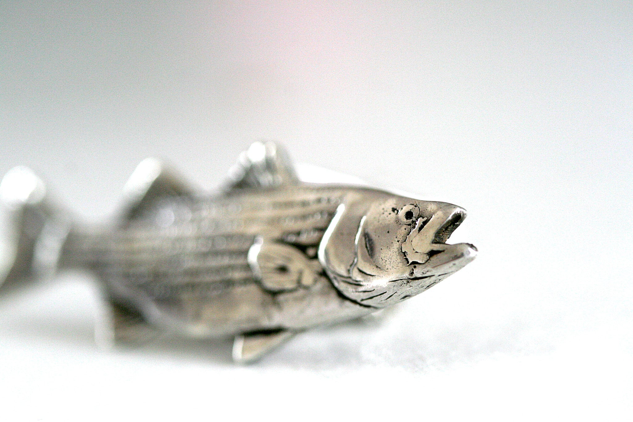 The Great Fish, Tie/Lapel Pin