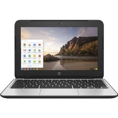 HP Chromebook 11 G4 11.6'' Intel Celeron N2840 Dual-core 2.16 Ghz - 4GB 16GB HDD Webcam HDMI Chrome