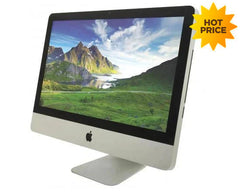 "Apple iMac A1311 i5 2.5Ghz, 8GB 500GB 21.5"" Screen, Webcam OS X Gen 2 (Refurbished)"