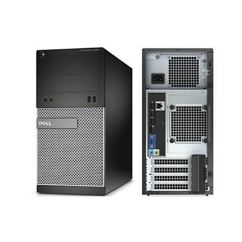DELL OPTIPLEX 7020 MT DESKTOP, 8GB, 500GB HDD, INTEL CORE i5-4590