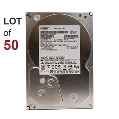 "3.5"" 1TB SATA II Hard Drive 7200RPM - LOT OF 50"