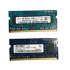 2GB Laptop RAM SODIMM DDR3 Memory PC3-12800s - 100 Pieces