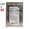 "3.5"" 2TB SATA II Hard Drive 7200RPM - LOT OF 50"
