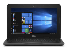 "Dell Latitude 3180 11.6"" Intel Celeron 1.1GHz 4GB 64GB Windows 10 Pro"