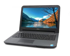 "Dell Latitude 3440 Laptop - 14"" - Core i5 4200U - 1.6Ghz -  4 GB RAM - 500 GB HDD Windows 10 pro (Refurbished)"