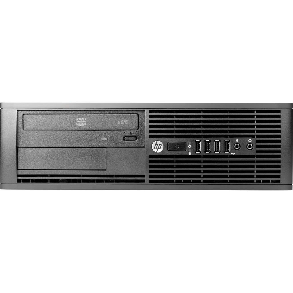 HP 4000 SFF C2D 3.0GHz 4GB 250GB DVD Windows 10 Home (Refurbished)