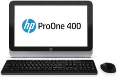 HP 400 G1 AIO 20'' Intel Core i3 4130T 8GB 1 TB HDD Win 10 Pro (Refurbished )