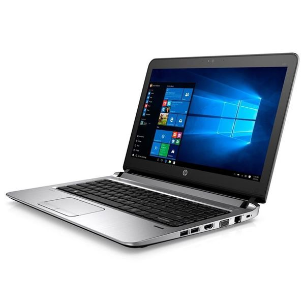 HP Probook 450 G3 15.6'' LED  i3-6100U 2.3Ghz 8GB 128GB SSD Windows 10 Pro (Refurbished)